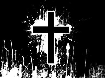 black-cross