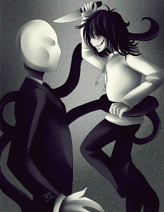 slenderman_vs_jeff_the_killer
