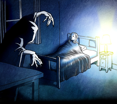Sleep-nightmare
