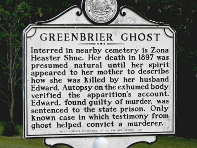 Призрак из Гринбир