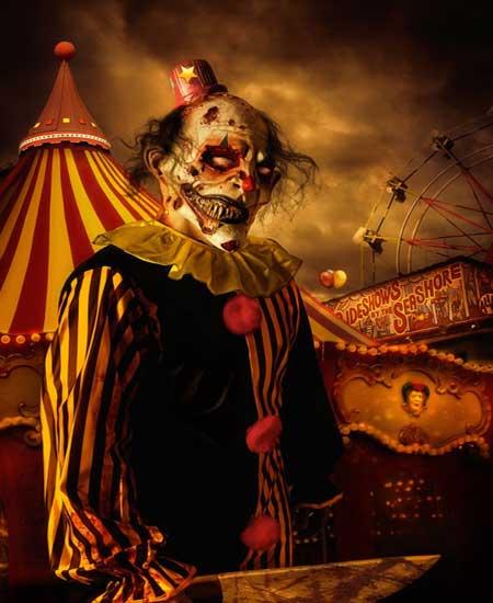 evil-clowns