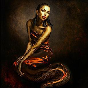 Змеи между ног фото фото 407-804