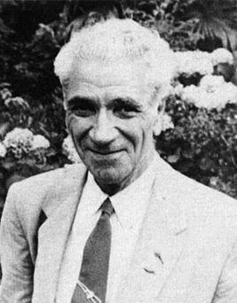 Джордж Адамский. 1959 год.