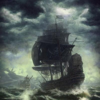Корабль призраков